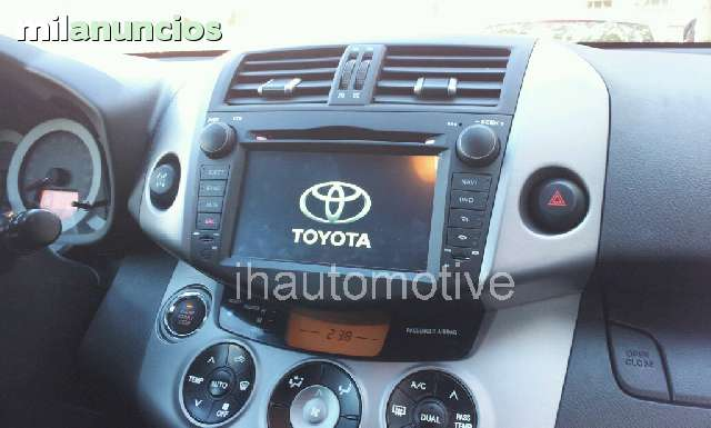 NAVEGADOR GPS DVD TOYOTA RAV4 ANDROID - foto 5
