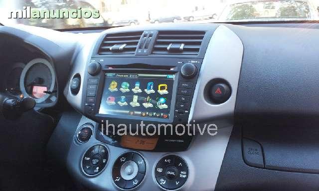 NAVEGADOR GPS DVD TOYOTA RAV4 ANDROID - foto 6