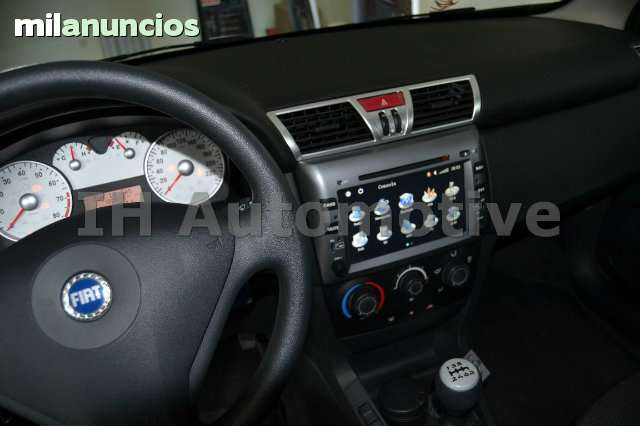 RADIO NAVEGADOR GPS BLUETOOTH FIAT STILO - foto 6