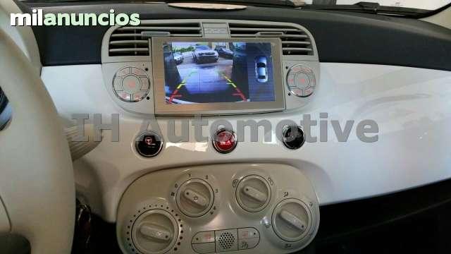 NAVEGADOR GPS BLUETOOTH FIAT 500 ANDROID - foto 6