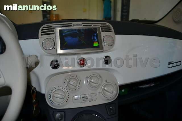 NAVEGADOR GPS BLUETOOTH FIAT 500 ANDROID - foto 7