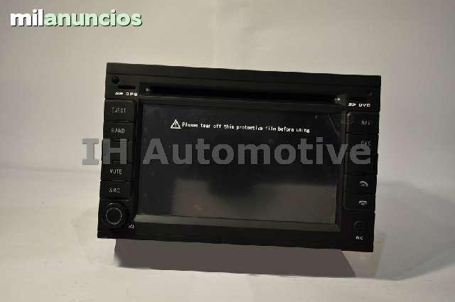 NAVEGADOR GPS USB BLUETOOTH FIAT DUCATO - foto 2