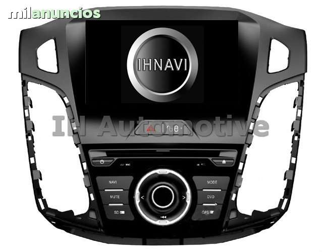 NAVEGADOR GPS DVD FORD FOCUS 3 ANDROID - foto 1
