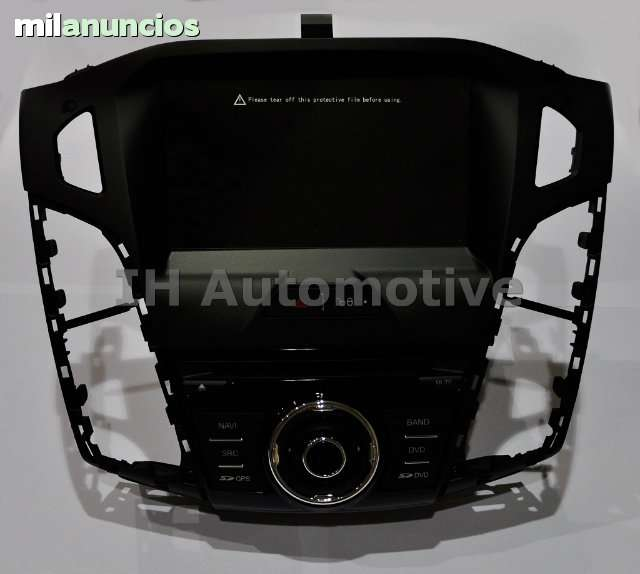 NAVEGADOR GPS DVD FORD FOCUS 3 ANDROID - foto 2