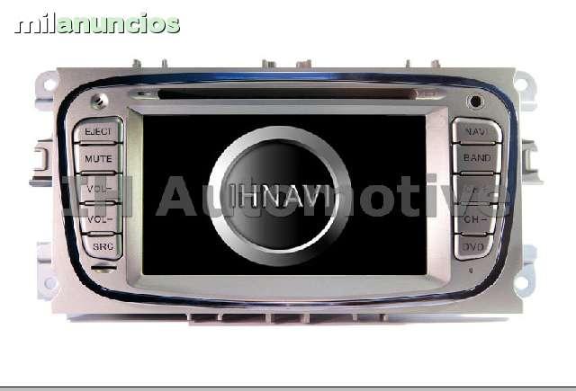 RADIO NAVEGADOR USB IPOD FORD - foto 1