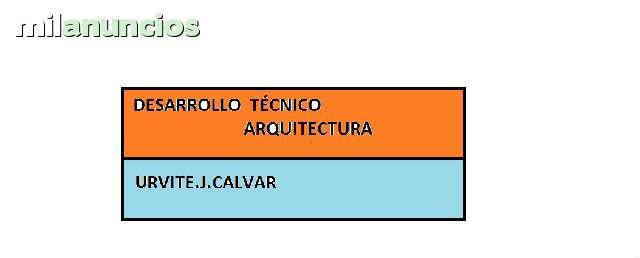 DESARROLLO TECNICO ARQUITECTURA - foto 1