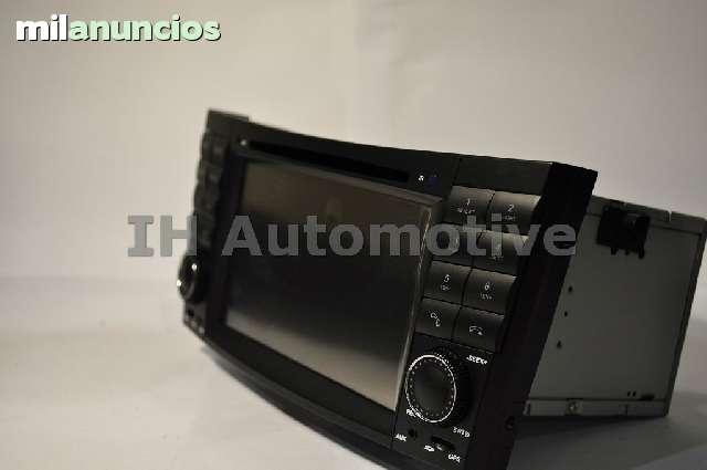 NAVEGADOR RADIO MERCEDES BENZ E W211 CLS - foto 3