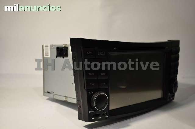 NAVEGADOR RADIO MERCEDES BENZ E W211 CLS - foto 4