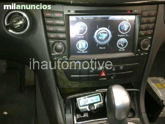 NAVEGADOR RADIO MERCEDES BENZ E W211 CLS - foto 5