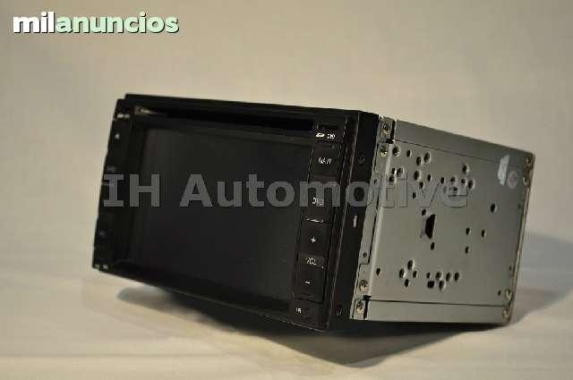 RADIO NAVEGADOR GPS USB NISSAN ANDROID - foto 3