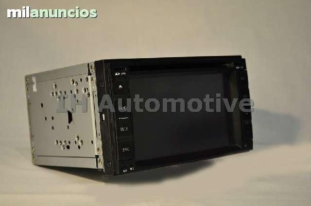 RADIO NAVEGADOR GPS USB NISSAN ANDROID - foto 4