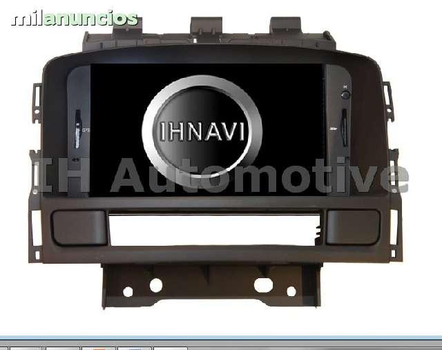 RADIO NAVEGADOR GPS DVD OPEL ASTRA J - foto 1