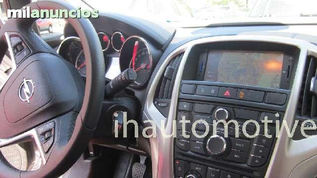 RADIO NAVEGADOR GPS DVD OPEL ASTRA J - foto 3
