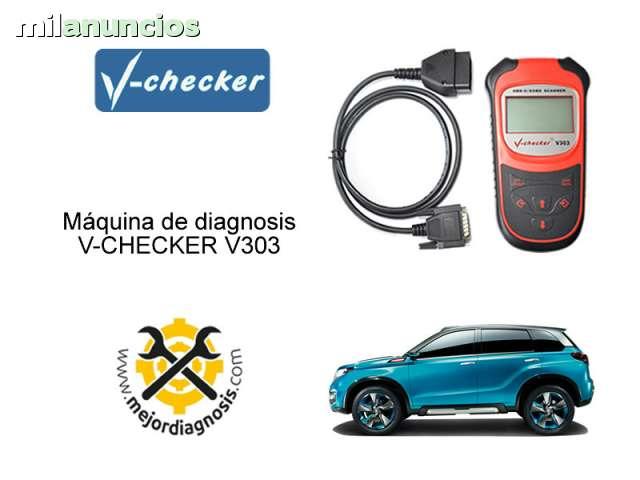 MÁQUINA DE DIAGNOSIS V-CHECKER 303 - foto 1