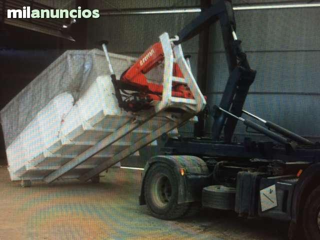 EXCAVACIONES, TRANSPORTE,  CONTENEDORES - foto 4