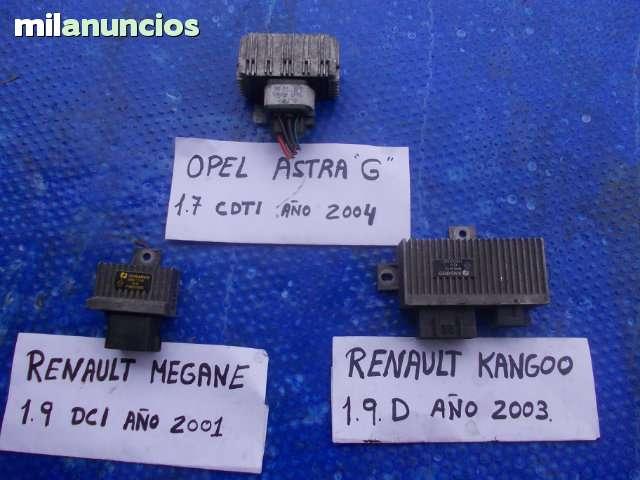 GATO Y LLAVE RUEDAS MEGANE 1. 9 DCI 2001 - foto 2