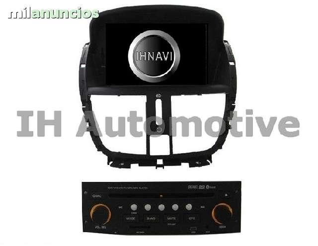 RADIO GPS USB IPOD PEUGEOT 207 - foto 1