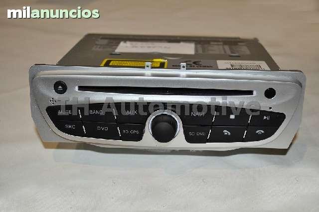 NAVEGADOR GPS RENAULT MEGANE III ANDROID - foto 3