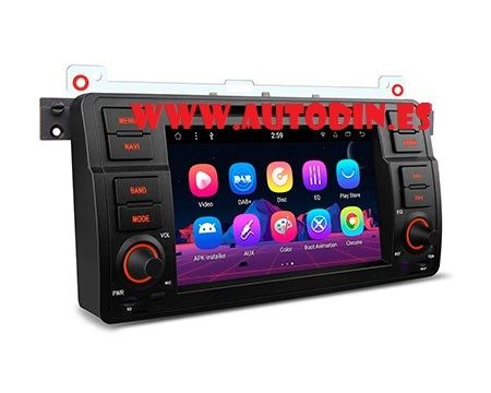 RADIO GPS ANDROID  BMW E46 - foto 1