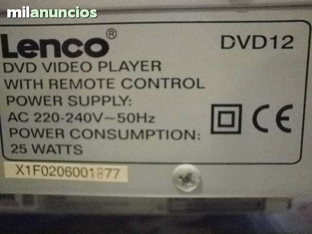 LENCO - DVD 12 LEE DVD CDS MP 3 - foto 5