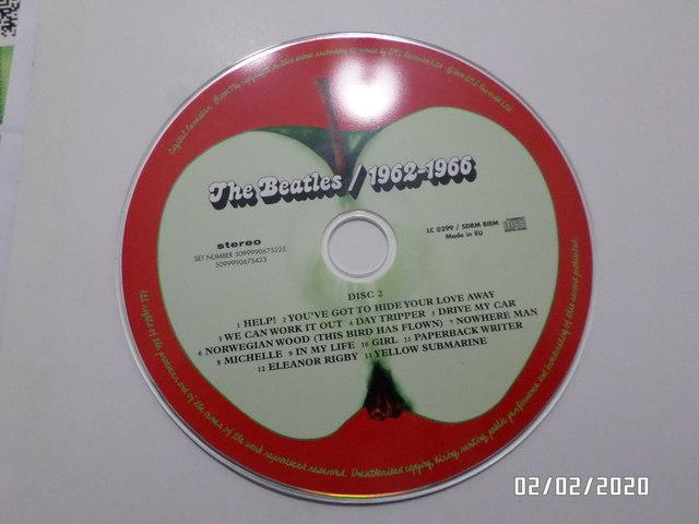 LENCO - DVD 12 LEE DVD CDS MP 3 BEATLES - foto 3