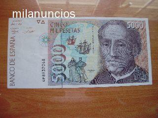 Billetes Y Monedas De España,Muchos Años