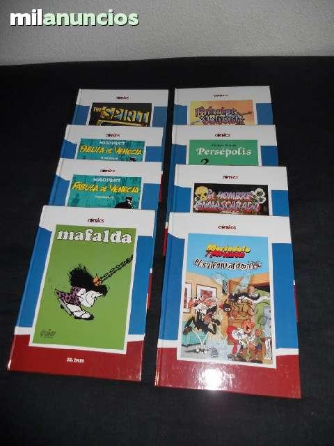 LOTE COLECCIÓN COMICS EL PAIS - foto 1