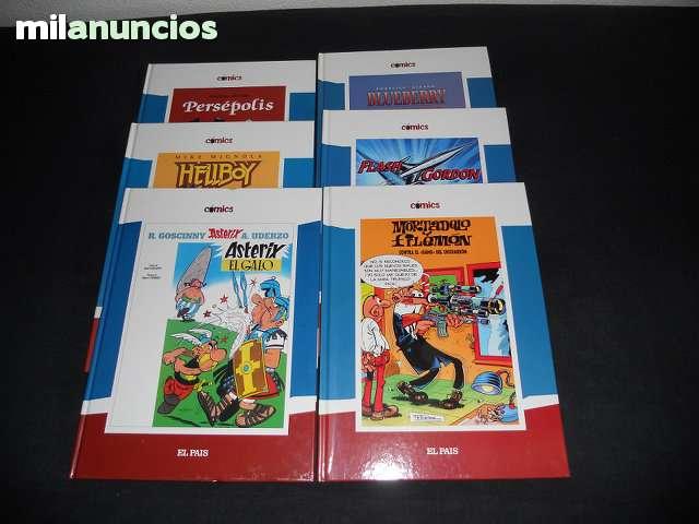 LOTE COLECCIÓN COMICS EL PAIS - foto 2