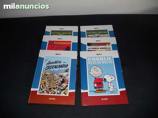 LOTE COLECCIÓN COMICS EL PAIS - foto 3