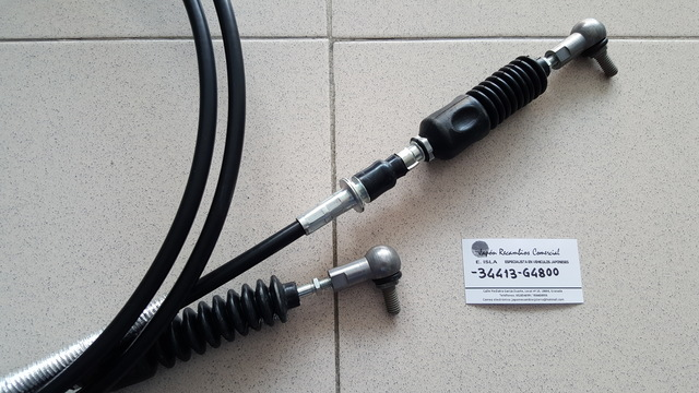 CABLES DE CAMBIO TRADE 3. 0,   34413-G4800 - foto 4