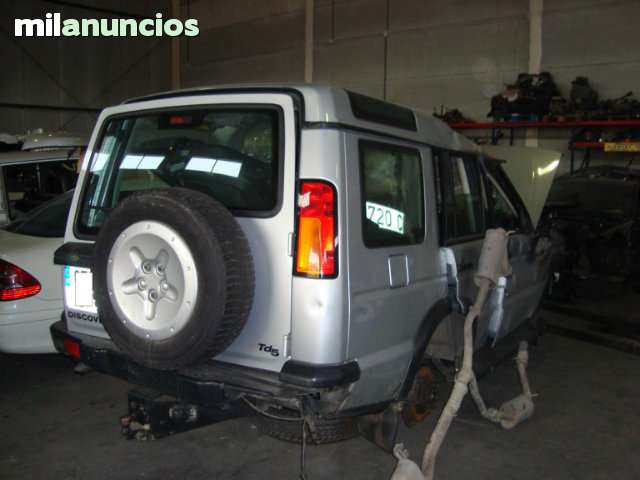 LAND-ROVER - DISCOVERY TD 5 - foto 1
