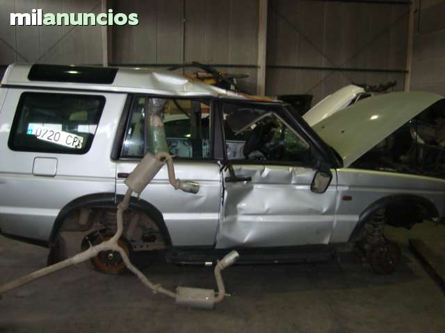 LAND-ROVER - DISCOVERY TD 5 - foto 2