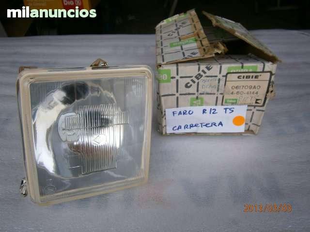 OPTICA RENAULT 12 TS CARRETERA - foto 1