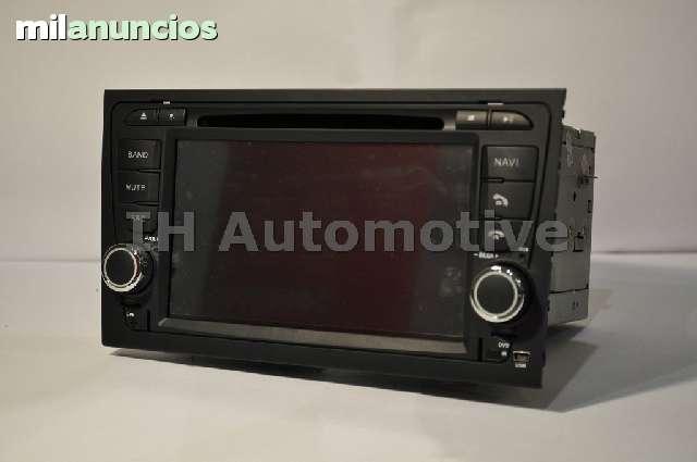 RADIO NAVEGADOR GPS AUDI A4 SEAT EXEO - foto 3
