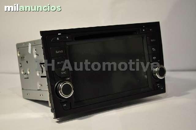 RADIO NAVEGADOR GPS AUDI A4 SEAT EXEO - foto 4