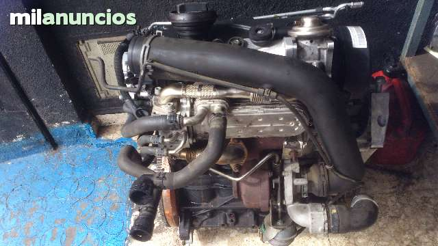 DESPIECE MOTOR SEAT ALTEA VW PASSAT - foto 2