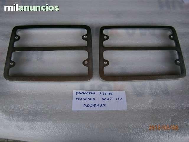 PROTECTOR PILOTOS TRASEROS SEAT 132 - foto 1