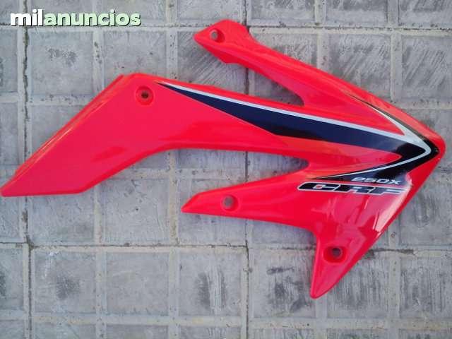 ADHESIVOS HONDA CRF AÑO 2008 - foto 1