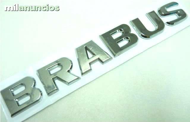 EMBLEMA BRABUS MERCEDES BENZ - foto 2