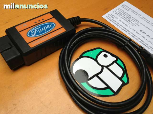 CABLE DE DIAGNOSIS FORD SCANNER - foto 2