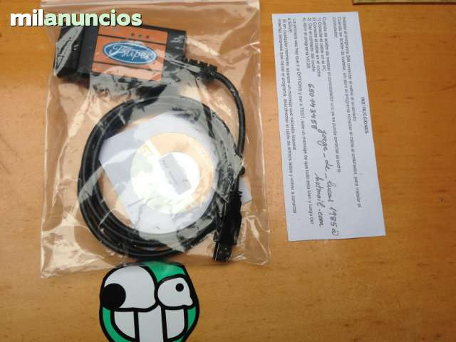CABLE DE DIAGNOSIS FORD SCANNER - foto 3