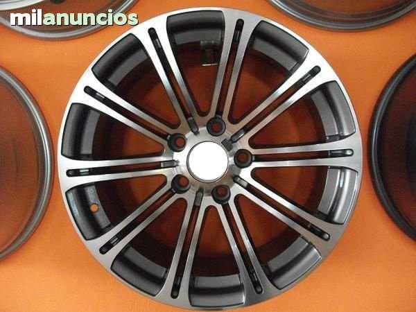 JUEGO DE LLANTAS BMW M3 NEW 18 PULIDA - foto 4