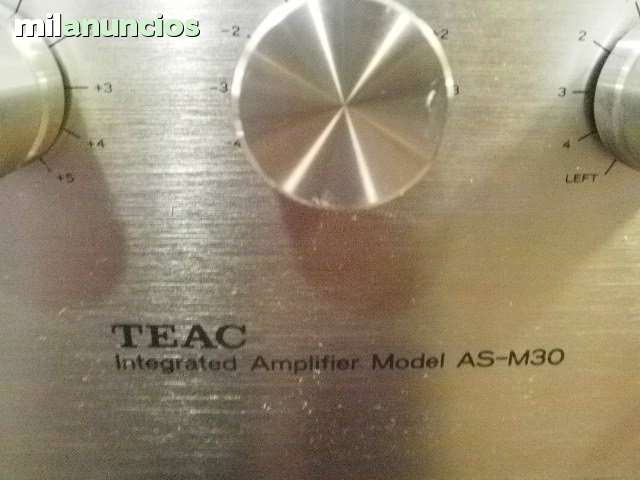 TEAC ASM 30 AMPLIFICADOR HIFI  TEAC - foto 4