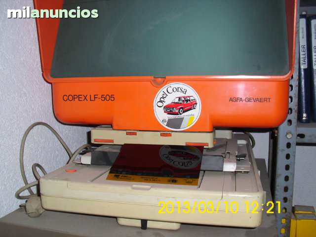 PANTALLA COPEX- LF 505 AGFA - foto 2