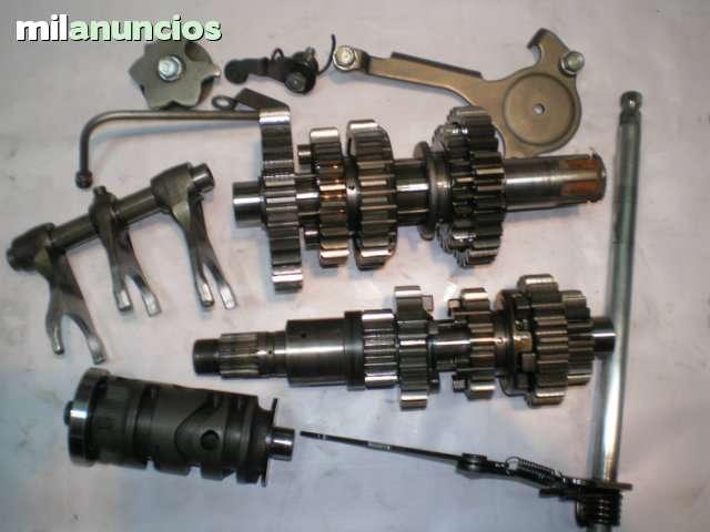 HONDA TRANSALP XL 600 CAJA DE CAMBIOS - foto 1