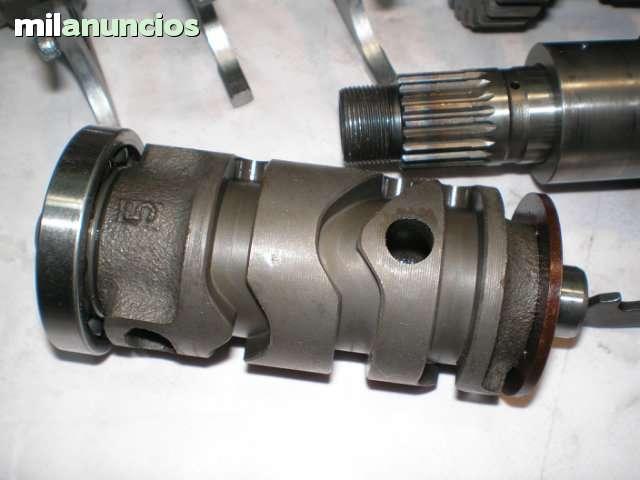 HONDA TRANSALP XL 600 CAJA DE CAMBIOS - foto 2