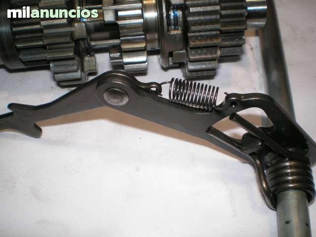 HONDA TRANSALP XL 600 CAJA DE CAMBIOS - foto 3