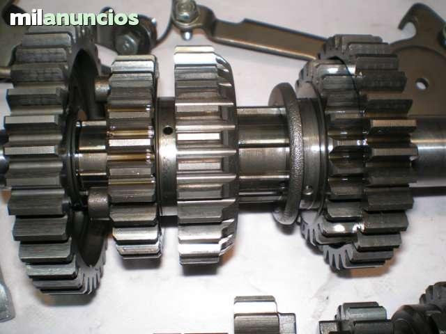 HONDA TRANSALP XL 600 CAJA DE CAMBIOS - foto 7