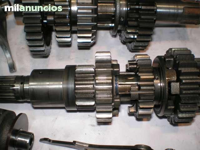HONDA TRANSALP XL 600 CAJA DE CAMBIOS - foto 8