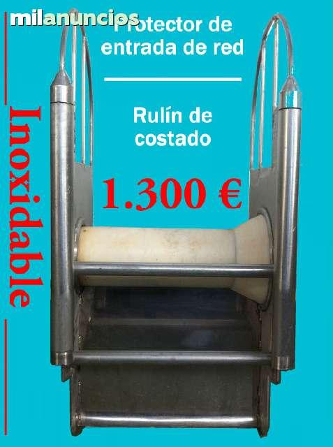 RULIN DE COSTADO INOXIDABLE - foto 1